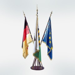 Representative and exclusive flags
