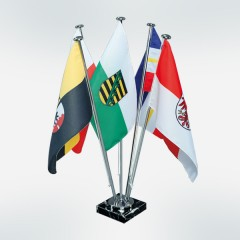 Table flags, pennants and displays